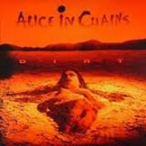 Alice In Chains Heighten Grunge's Popularity With Dirt