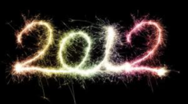 Oceanna and Cayla's 2012 Year in Review timeline