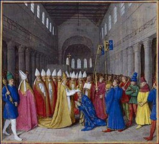 (300 D.C. - 1500 D.C.) La desaparición del pensamiento en la Edad Media
