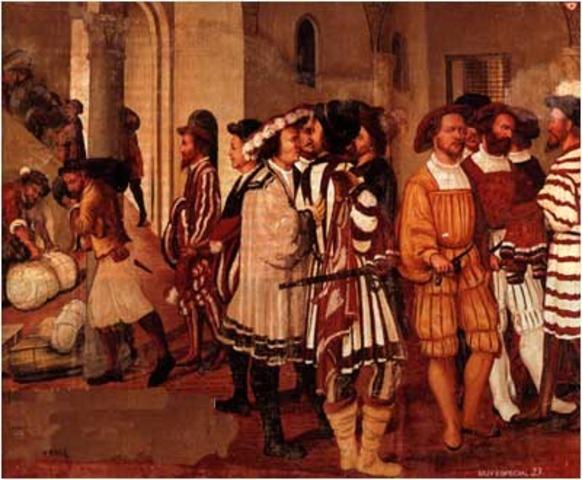(1500 D.C.) Contexto socio-cultural: El Renacimiento de la Filosofía.