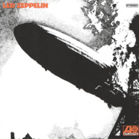 Led Zeppelin Release Their First Album