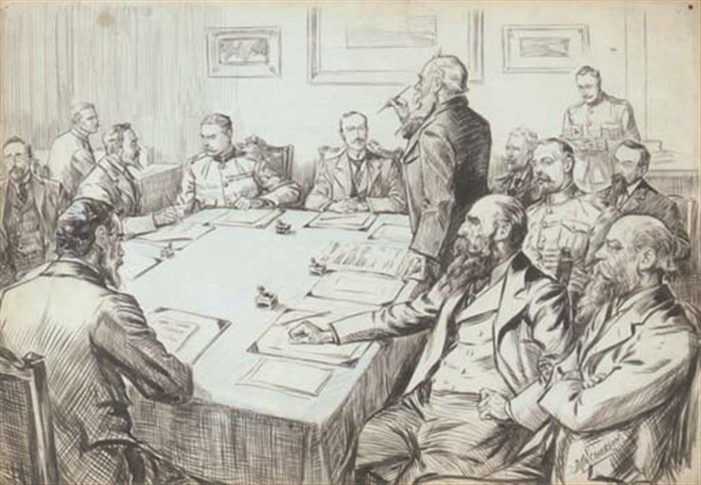 British grant limited self-government to the Transvaal
