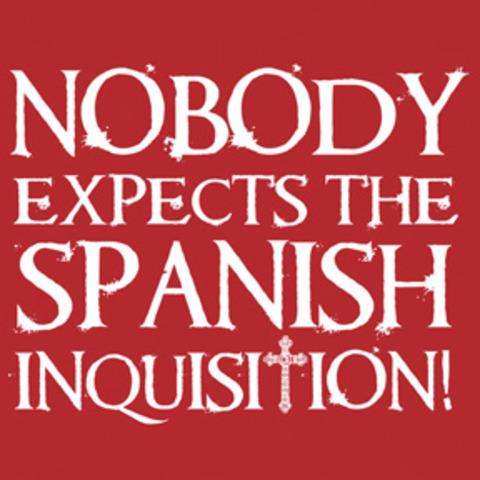 Reason Behind Spanish Inquisition