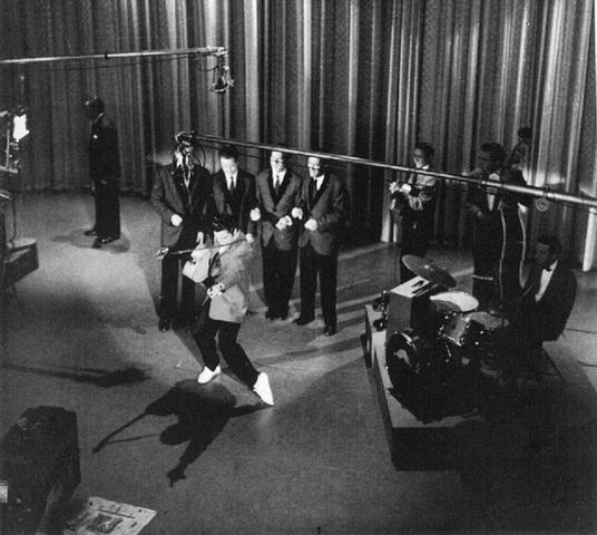 Elvis Presley Appears on Ed Sullivan