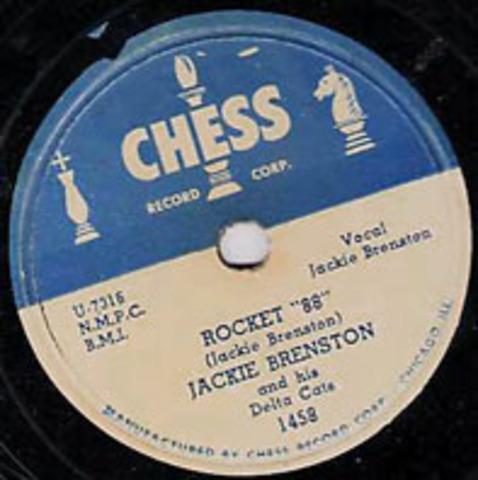 """Sam Phillips Records """"Rocket 88"""""""