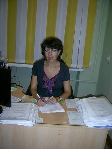 Заведующий Харламова Ирина Викторовна