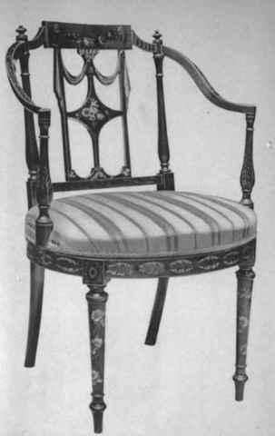 Sheraton Furniture Era 1780 1820 Timeline Timetoast