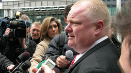 Rob Ford's Meeting With The Compliance Audit Committee timeline