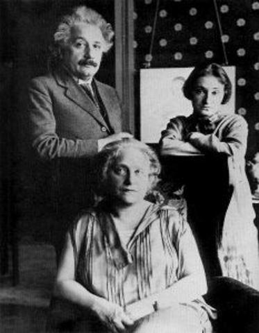the children of albert einstein timeline timetoast timelines