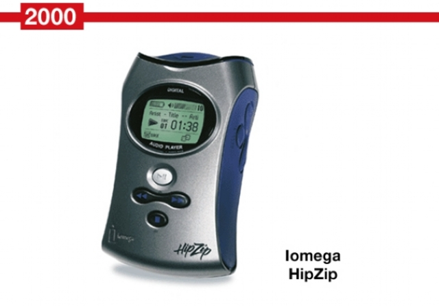 The $2000 MP3 Player