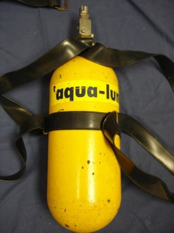 Produce of the Aqua-Lung