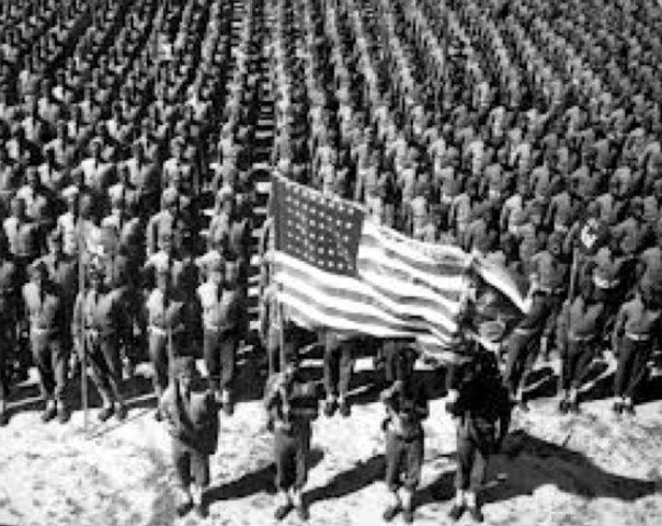 Germany Declares War on the United States