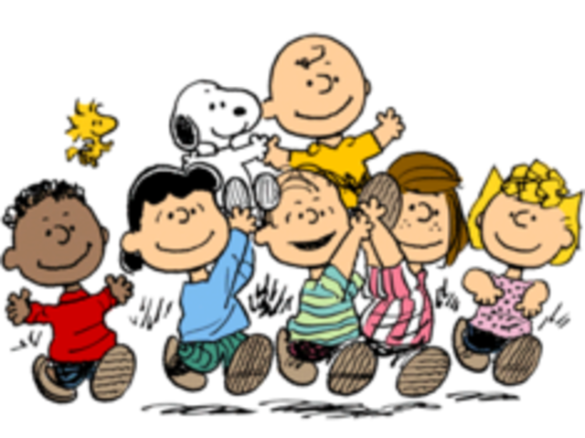 Peanuts by Charles M.Shulz first published
