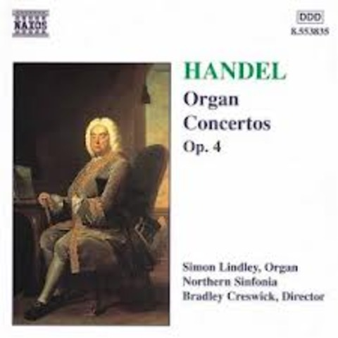 Finish the composition of the Six Organ Concertos