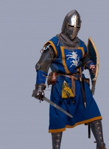 Change Of Knights Armour In The Early Middle Ages Dane