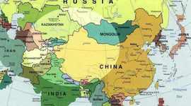 Central Asian Timeline