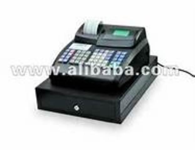 theft proof cash registor