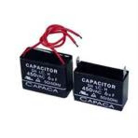 electrical capacitor and the method for making the same.
