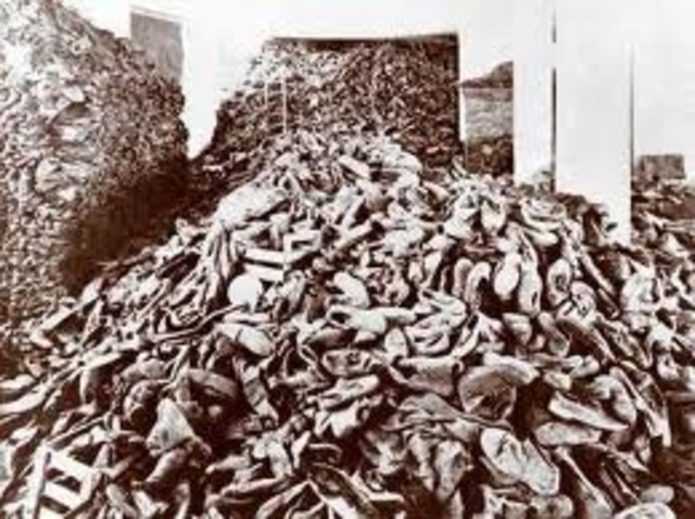 Treblinka death camp opens.June 1 Jews in France and the Netherlands are required to wear identifying Stars of David.
