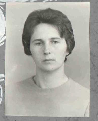 Морозова Татьяна Яковлевна