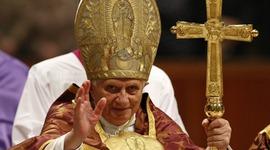 Benedict XVI's life. timeline