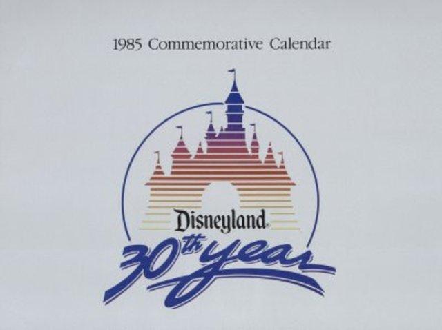 Disneyland's 30th Anniversary