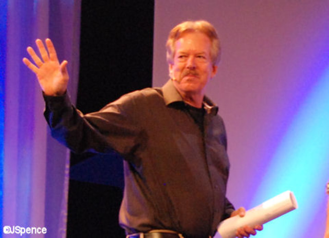 Tony Baxter steps down from overseeing Disneyland attractions