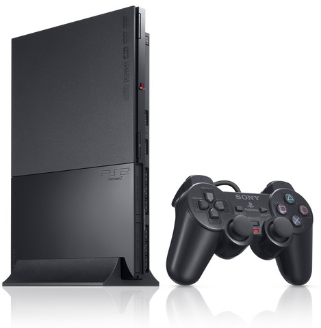 PlayStation 2 Slim line was the first major redesign of the PlayStation 2
