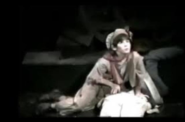 Played Gavroche in Les Miserables