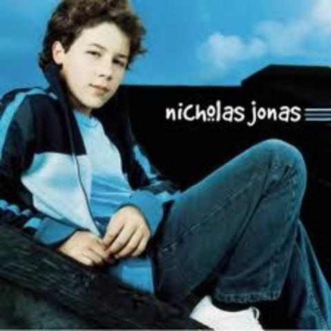 First CD relased,'Nicholas Jonas'
