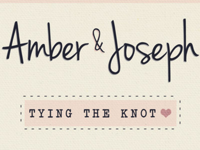 Joe and Amber