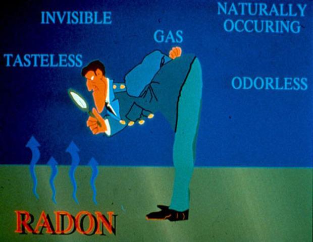 Radon's Physical Properties