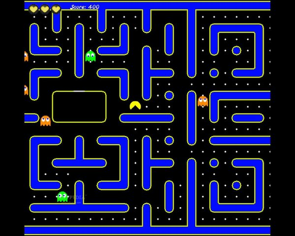 Pac Man Introduced