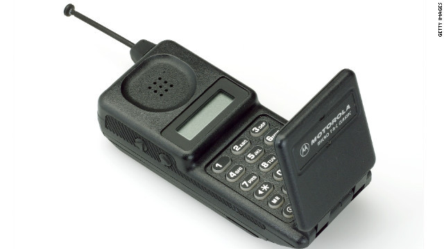 Motorola Cell Phone Introduced
