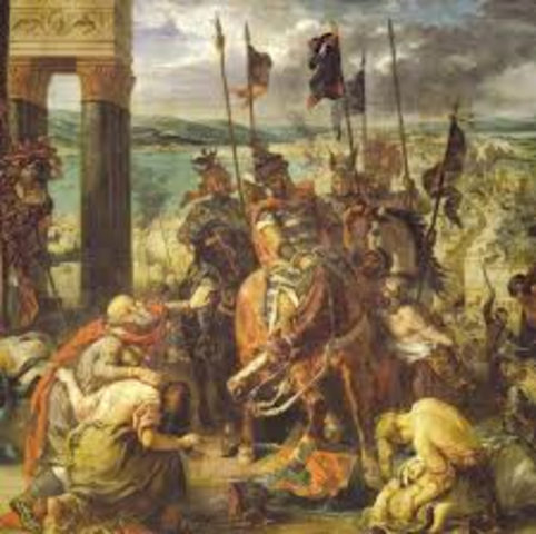 the reasons why the third crusade failed Third crusade the third crusade, 1189–92, followed on the capture  however, although the crusades in the holy land failed in their chief purpose,.