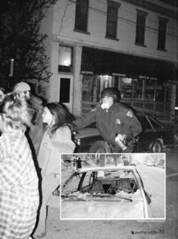 Another Riot Hits Mifflin