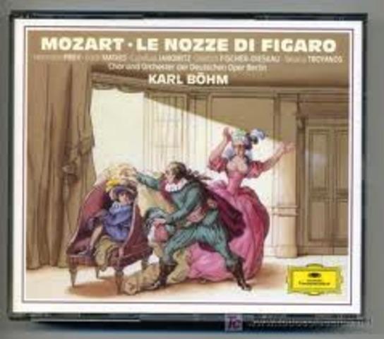 Las bodas de Figaro