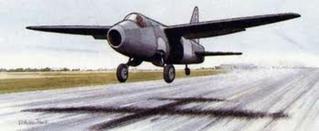 Premier avion à réaction