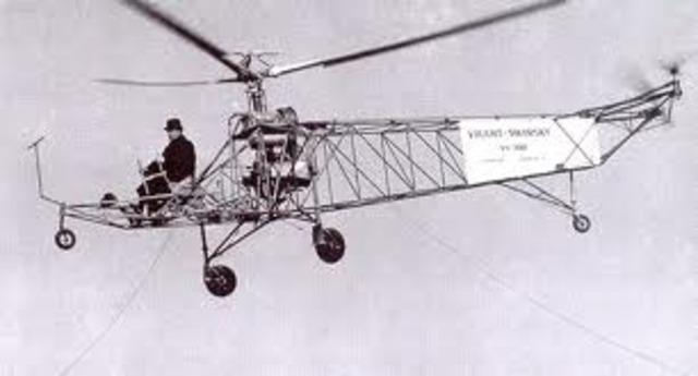 Sikorsky VS-300