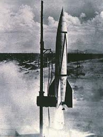 Fusée V2