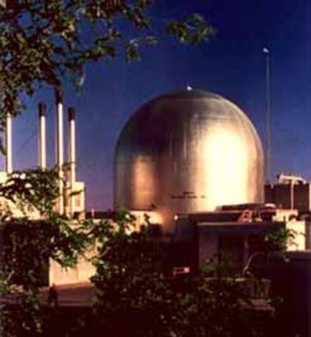 Experimental Breeder Reactor
