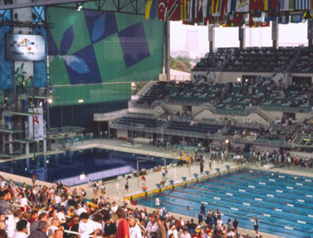 Changes in olympic swimming and their effects timeline timetoast timelines for Public swimming pools atlanta ga