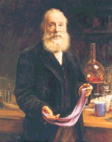 La malva: primer colorante sintético