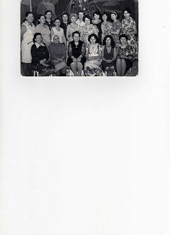 Педагогический коллектив  1985 года