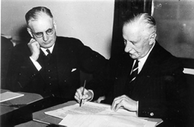 Australia declares war on Japan