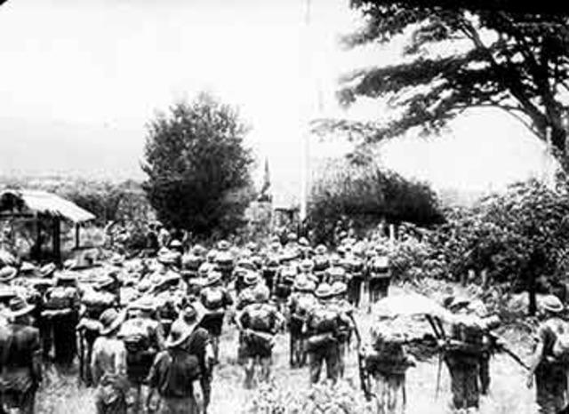 Australians recaptured Kokoda