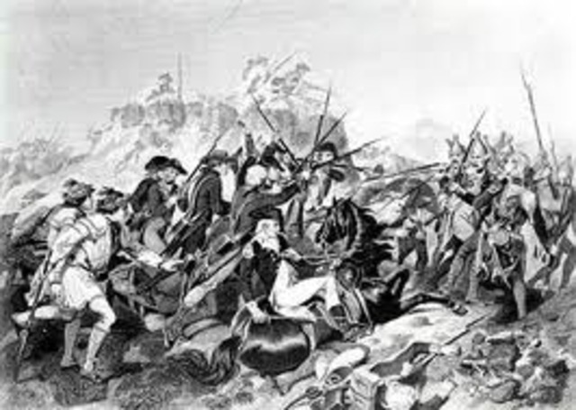 Battle of Saratoge