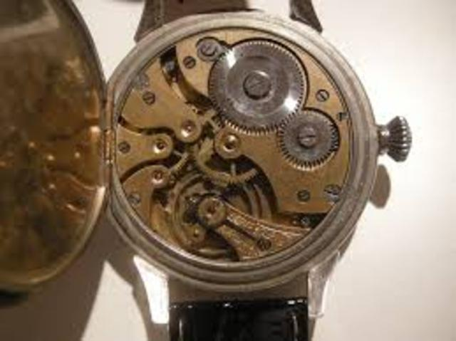 an old watch