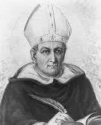 Saint Albert Mongus