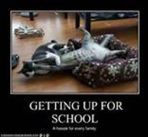 School-age continued